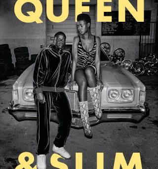 "Das Hauptplakat von ""Queen & Slim"" (© 2019 Universal Pictures)"