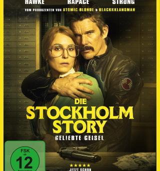 """Das Blu-ray-Cover von """"Stockholm Story"""" (© Koch Films)"""