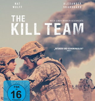 "Das Blu-ray-Cover von ""The Kill Team"" (© Universum Film)"