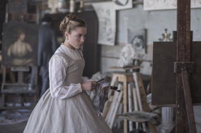Amy träumt von einer Karriere als Malerin (© 2019 Sony Pictures Entertainment Deutschland GmbH)