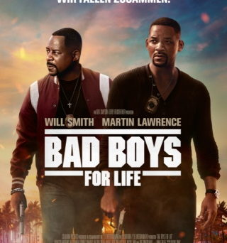 "Das Hauptplakat von ""Bad Boys For Life"" (© 2019 Sony Pictures Entertainment Deutschland GmbH)"