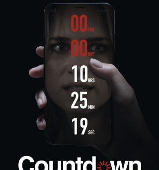 """Das Hauptplakat von """"Countdown"""" (© Universum Film)"""
