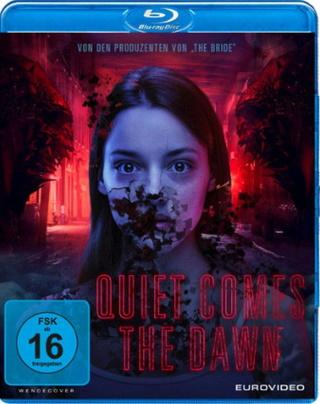 """Das Blu-ray-Cover von """"Quiet Comes the Dawn"""" (© EuroVideo)"""