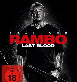 "Das Blu-ray-Cover von ""Rambo Last Blood"""