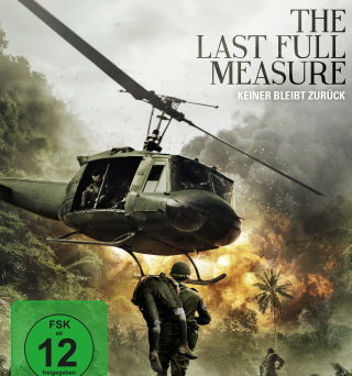 "Das Blu-ray-Cover von ""The Last Full Measure"" (© Universum Film)"