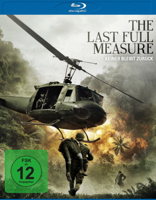 """Das Blu-ray-Cover von """"The Last Full Measure"""" (© Universum Film)"""