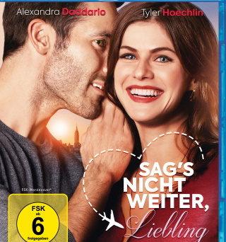 """Das Blu-ray-Cover von """"Sag's nicht weiter, Liebling"""" (© Capelight Pictures)"""