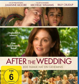 "Das Blu-ray-Cover von ""After the Wedding"" (© EuroVideo)"