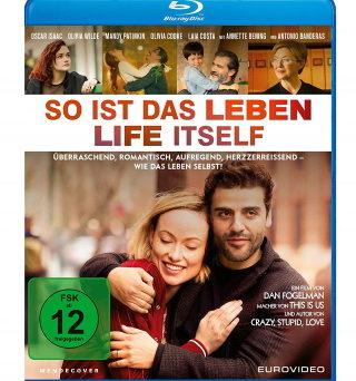 "Das Blu-ray-Cover von ""So ist Leben - Life Itself"" (© EuroVideo)"