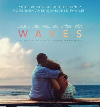 """Das Hauptplakat von """"Waves"""" (© Universal Pictures International)"""