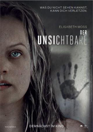 """Das Plakat von """"Der Unsichtbare"""" (© 2020 Universal Pictures)"""