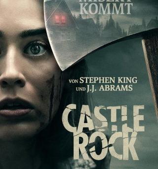 """Die Titelgrafik von """"Castle Rock Staffel 2"""" (© Starzplay)"""