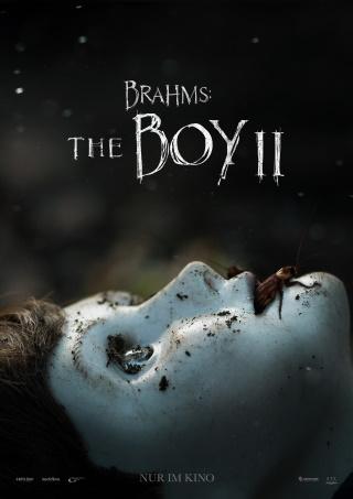 "Das Hauptplakat von ""Brahms The Boy 2"" (©capelight pictures/koch films)"