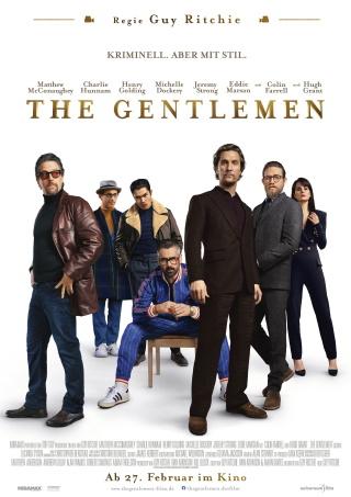 """Das Hauptplakaqt von """"The Gentleman"""" (© Universum Film)"""