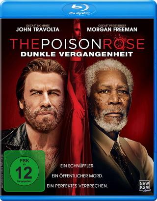 """Das Blu-ray-Cover von """"The Poison Rose"""" (© KSM Film)"""