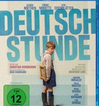 """Das Blu-ray-Cover von """"Deutschstunde"""" (© Capelight Pictures)"""