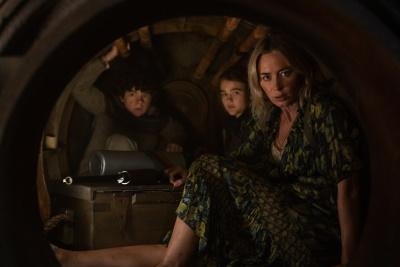 Die Familie muss in Deckung gehen (© Paramount Pictures)