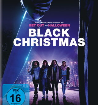 """Das Blu-ray-Cover von """"Black Christmas"""" (© Universal Pictures Home Entertainment)"""