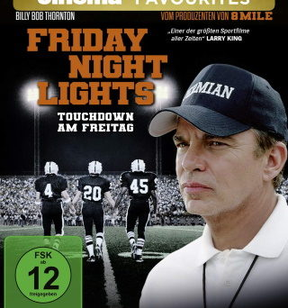 "Das Blu-ray-Cover von ""Friday Night Lights - Touchdown am Freitag"" (© Studio Hamburg Enterprises)"