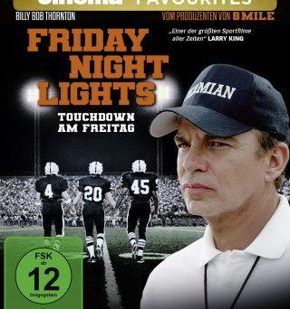 """Das Blu-ray-Cover von """"Friday Night Lights - Touchdown am Freitag"""" (© Studio Hamburg Enterprises)"""