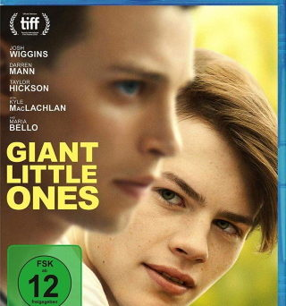 "Das Blu-ray-Cover von ""Giant Little Ones"" (© EuroVideo)"