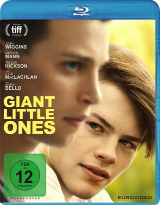 "Das Blu-ray-Cover von ""Giant Little Ones"" (© EuroVideo)"