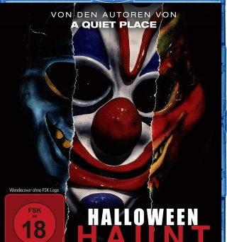 """Das Blu-ray-Cover von """"Halloween Haunt"""" (© Splendid Film GmbH)"""