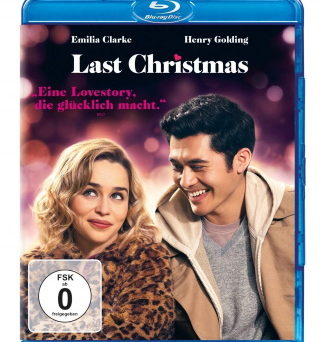 "Das Blu-ray-Cover von ""Last Christmas"" (© Universal Pictures)"
