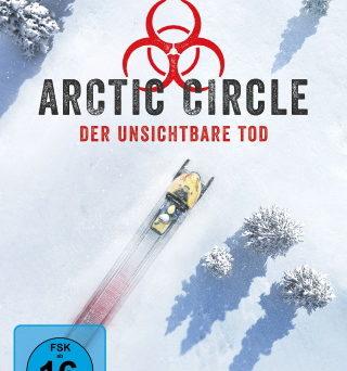 """Das DVD-Cover von """"Arctic Circle - Der unsichtbare Tod"""" (© EDEL: motion)"""