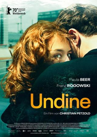 """Das Hauptplakat von """"Undine"""" (© Piffl Medien)"""