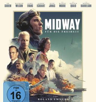 """Das Blu-ray-Cover von """"Midway- Für die Freiheit"""" (© Universum Film)"""