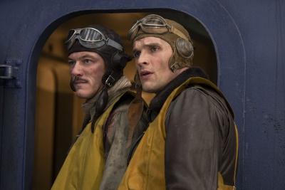 Best und McClusky sind kampfbereit (© Universum Film)