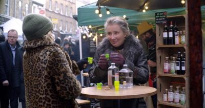 Kates Mutter Petra - ein gewöhnungsbedürftiger Zeitgenosse (© Universal Pictures)