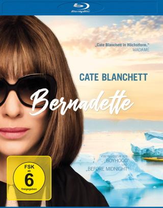"""Das Blu-ray-Cover von """"Bernadette"""" (© Leonine/Universum Film)"""