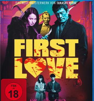"Das Blu-ray-Cover von ""First Love"" (© EuroVideo)"