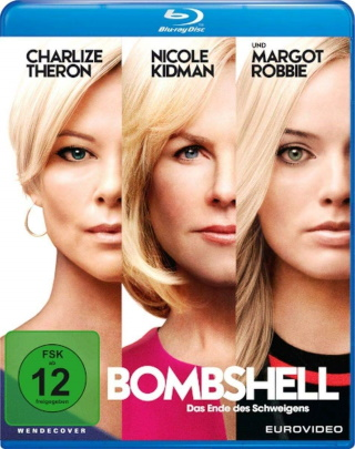 "Das Blu-ray-Cover von ""Bombshell"" (© EuroVideo)"