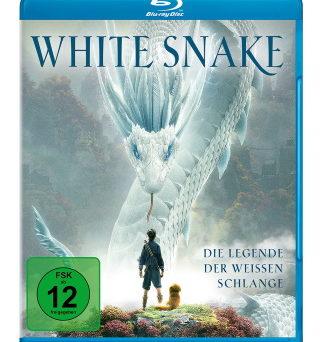 "Das Blu-ray-Cover von ""White Snake"" (© EuroVideo)"