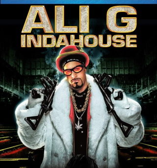 "Das Steelbook-Artwork von ""Ali G in da House"" (Justbridge Entertainment)"