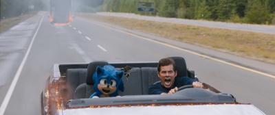 Ein ungleiches Duo in Schwierigkeiten (©Paramount Pictures and Sega of America)
