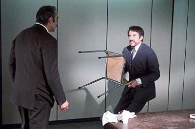 Baxter hat bei Johnson einen Nerv getroffen (© Koch Films)