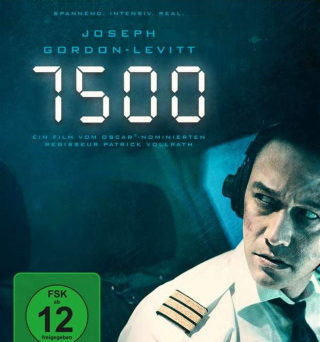 "Das Blu-ray-Cover von ""7500"" (© Leonine Distribution)"