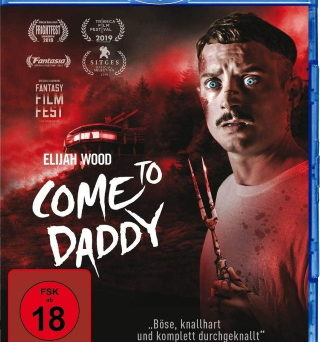 "Das Blu-ray-Cover von ""Come to Daddy"" (© Splendid Film)"