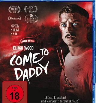 """Das Blu-ray-Cover von """"Come to Daddy"""" (© Splendid Film)"""