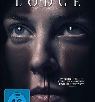 "Das DVD-Cover von ""The Lodge"" (© Leonine Distribution)"