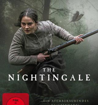 """Das DVD-Cover von """"The Nightingale"""" (© 2020 Koch Films)"""