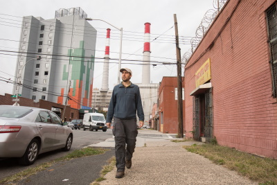 Matt Green ist auf dem Weg (© Michael Berman)
