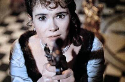 So hat sich Elizabeth die neue Heimat nicht vorgestellt (© Compton - Telki Film Productions Limited. All Rights Reserved.)