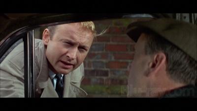 Noch erwartet Stephen einen handelsüblichen Besuch der künftigen Schwiegereltern (© 1965 Orion Pictures Corporation)