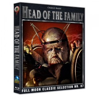 """Das Blu-ray-Cover von """"Head of the Family"""" (© Wicked-Vision)"""