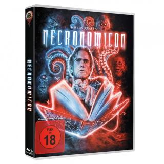 """Das Blu-ray-Cover von """"Necronomicon"""" (© Wicked-Vision Media)"""